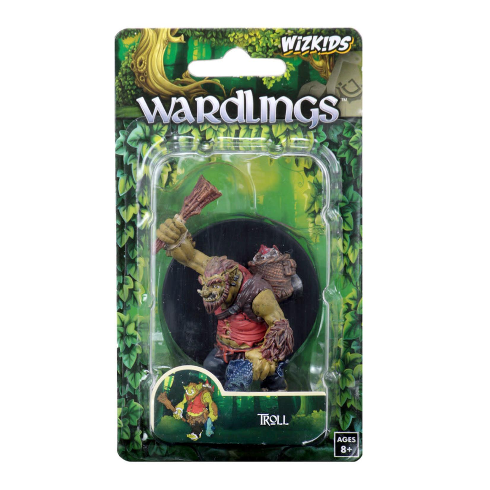WizKids WizKids Wardlings: Troll (W3)