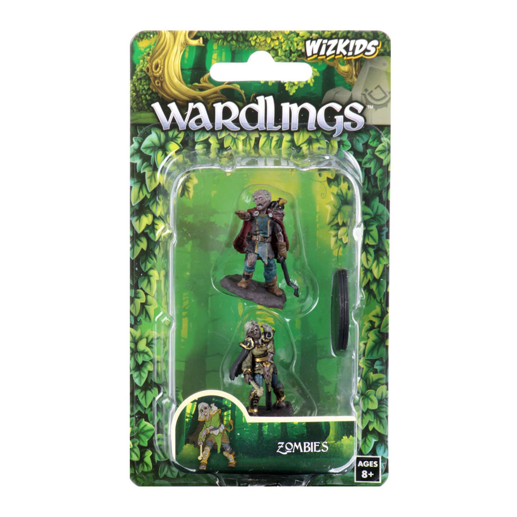 WizKids WizKids Wardlings: Zombie (Male & Female) (W3)