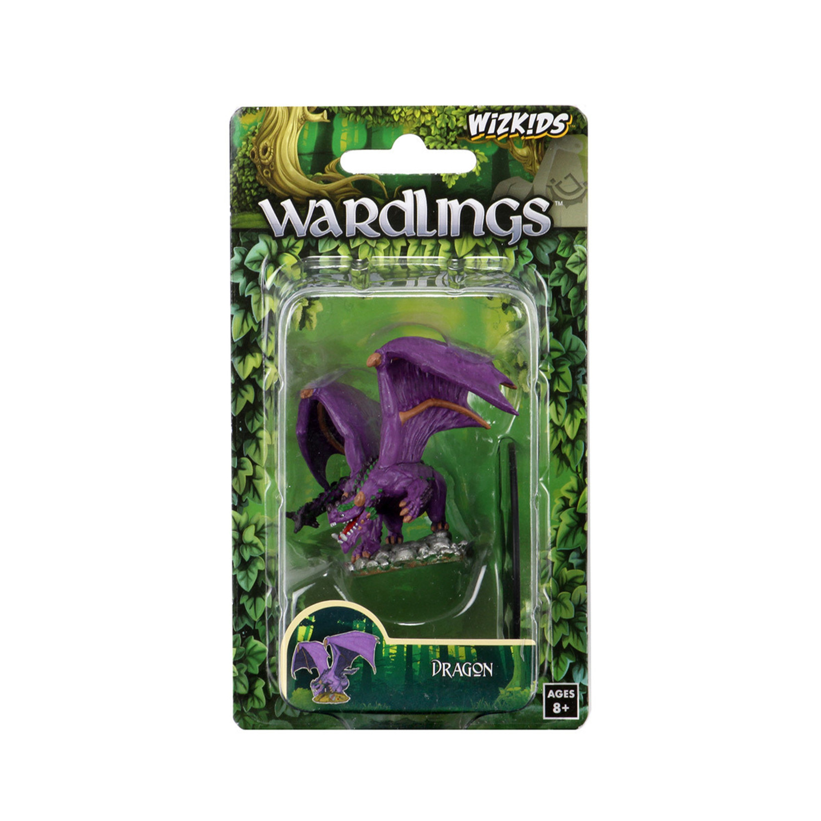 WizKids WizKids Wardlings: Dragon (W4)