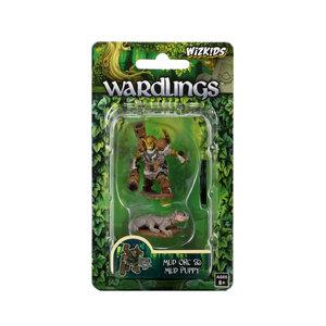 WizKids WizKids Wardlings:  Mud Orc & Mud Puppy (W4)