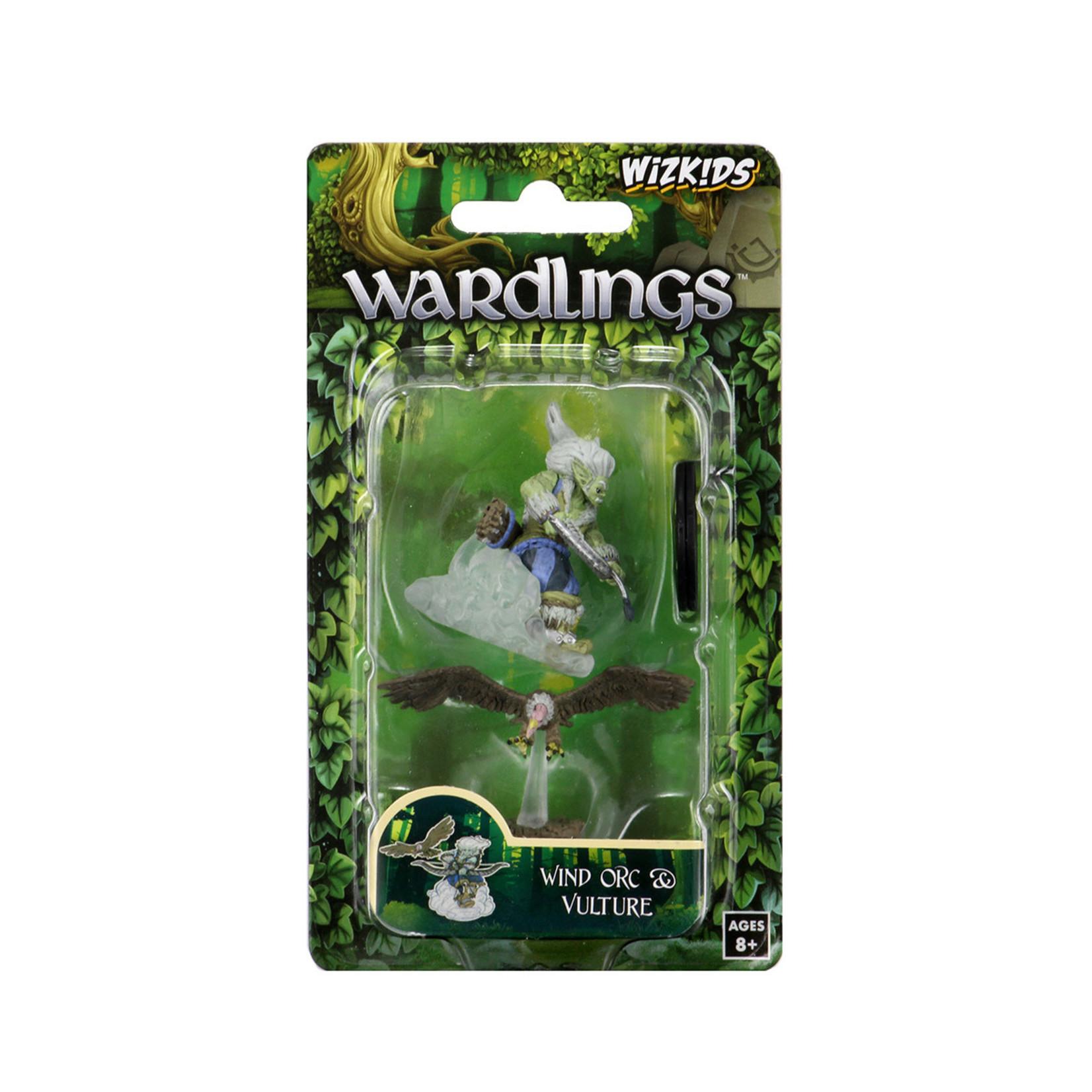 WizKids WizKids Wardlings: Wind Orc & Vulture (W4)