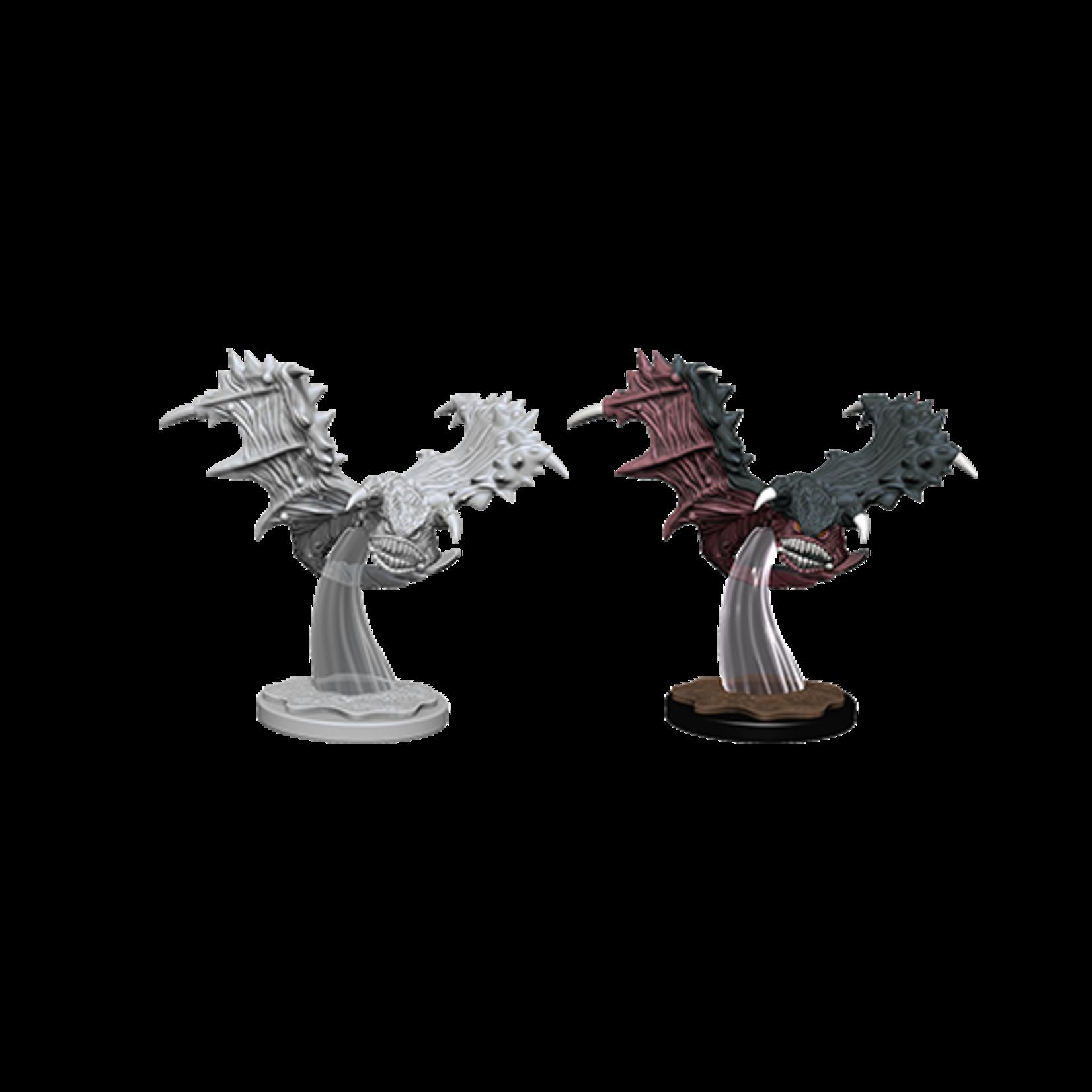 WizKids Pathfinder Battles Deep Cuts Unpainted Miniatures: Flying Ray (W6)