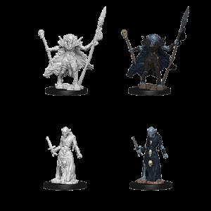WizKids Pathfinder Battles Deep Cuts Unpainted Miniatures: Ghouls (W7)