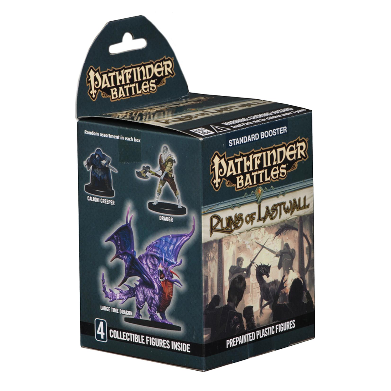 WizKids Pathfinder Battles Prepainted Miniatures: Ruins of Lastwall Booster Box