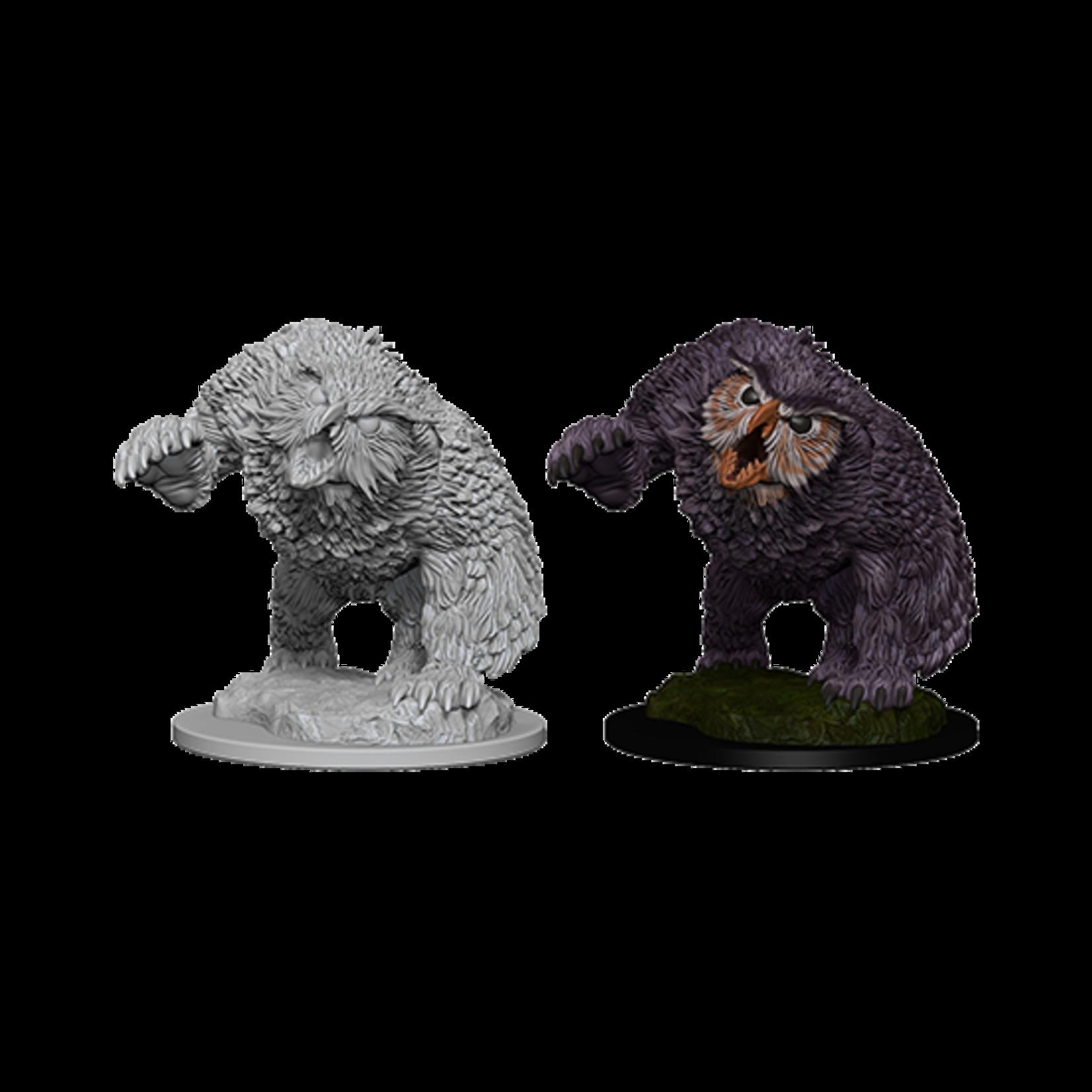 WizKids D&D Nolzur's Marvelous Miniatures: Owlbear (W5)