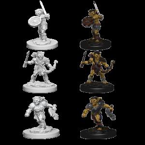 WizKids D&D Nolzur's Marvelous Miniatures: Goblins (W1)