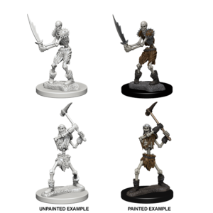 WizKids D&D Nolzur's Marvelous Miniatures: Skeletons (W1)