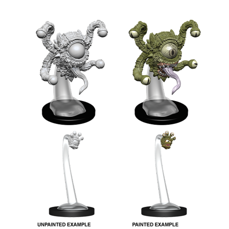 WizKids D&D Nolzur's Marvelous Miniatures: Spectator & Gazers (W9)