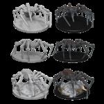 WizKids D&D Nolzur's Marvelous Miniatures: Spiders (W1)