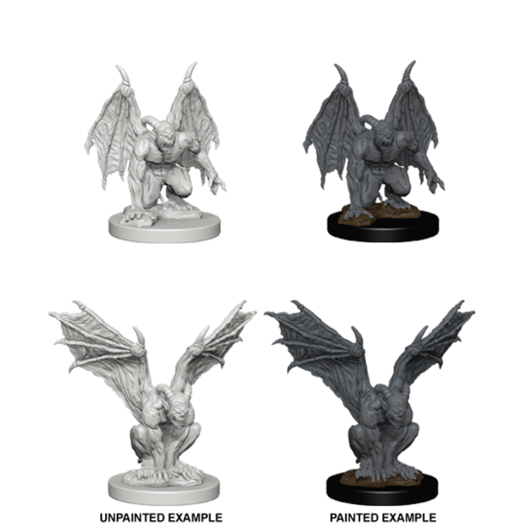 WizKids D&D Nolzur's Marvelous Miniatures: Gargoyles (W1)