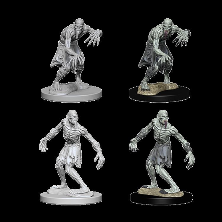 WizKids D&D Nolzur's Marvelous Miniatures: Ghouls (W1)