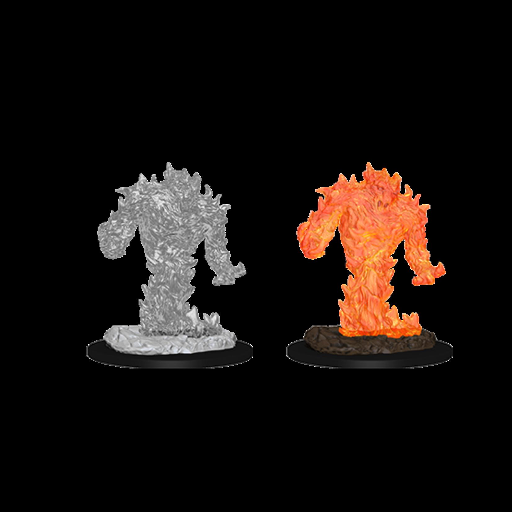 WizKids D&D Nolzur's Marvelous Miniatures: Fire Elemental (W10)