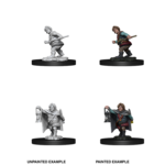 WizKids D&D Nolzur's Marvelous Miniatures: Male Halfling Rogue (W11)