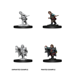 WizKids D&D Nolzur's Marvelous Miniatures: Male Halfling Rogue (W11)