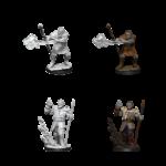 WizKids D&D Nolzur's Marvelous Miniatures: Male Firbolg Druid (W11)