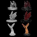 WizKids Dungeons & Dragons Nolzur`s Marvelous Unpainted Miniatures: W1 Familiars
