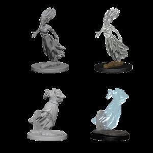 WizKids D&D Nolzur's Marvelous Miniatures: Ghost & Banshee (W1)