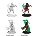 WizKids D&D Nolzur's Marvelous Miniatures: Tiefling Female Sorcerer (W4)
