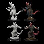 WizKids D&D Nolzur's Marvelous Miniatures: Tiefling Male Rogue (W5)