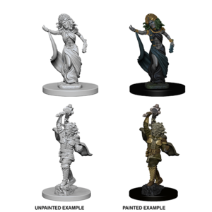 WizKids D&D Nolzur's Marvelous Miniatures: Medusas (W4)