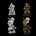 WizKids D&D Nolzur's Marvelous Miniatures: Male Goliath Barbarian (W10)