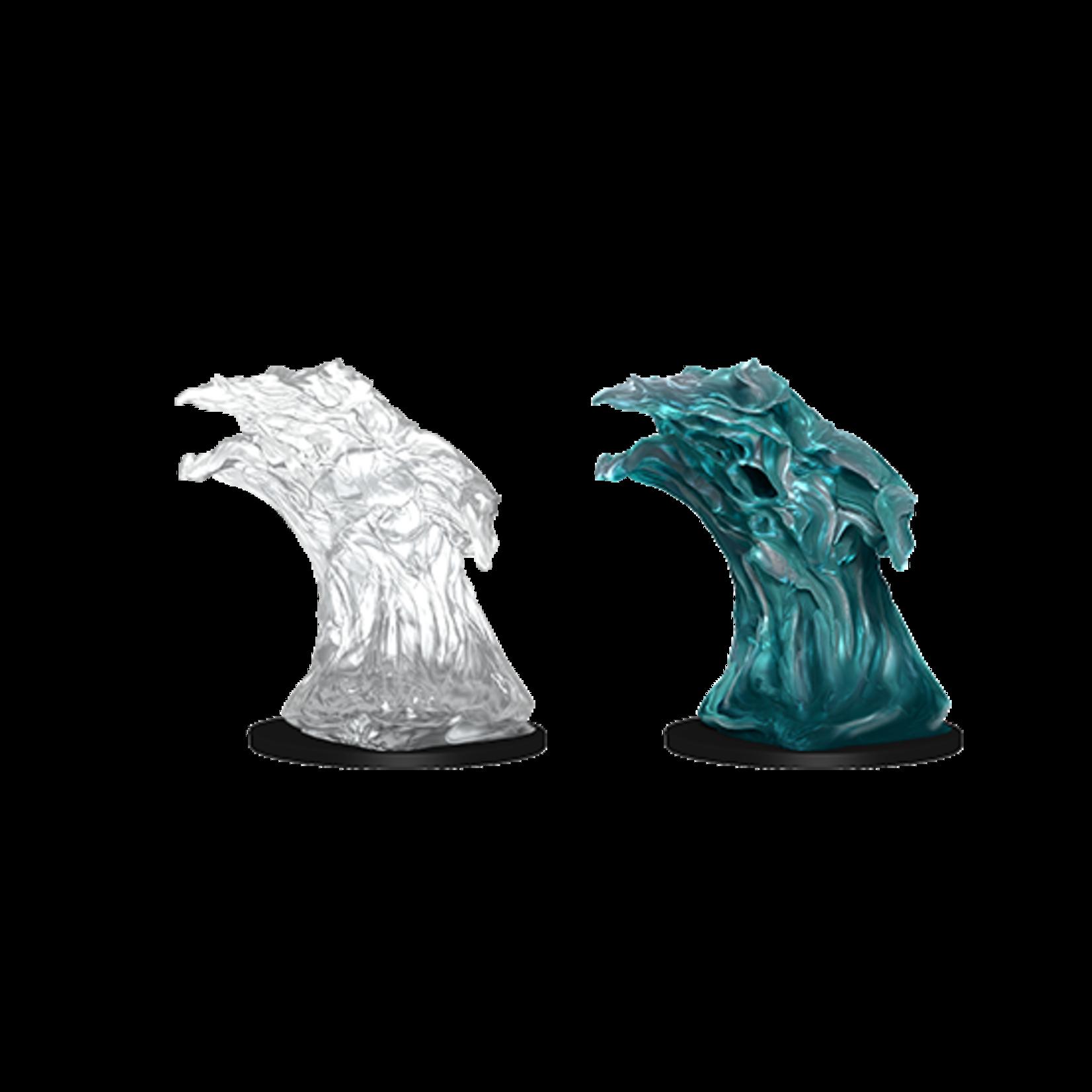 WizKids D&D Nolzur's Marvelous Miniatures: Water Elemental (W10)