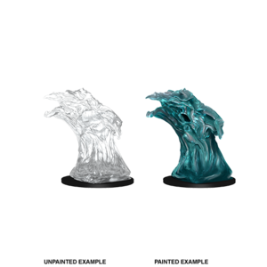 WizKids D&D Nolzur's Marvelous Miniatures: Water Elemental (W10)