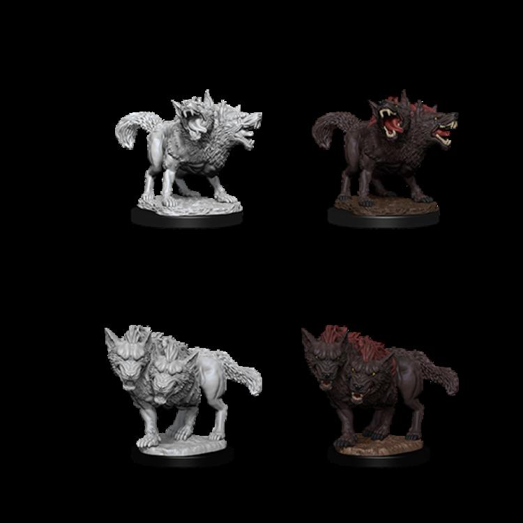 WizKids D&D Nolzur's Marvelous Miniatures: Death Dog (W11)