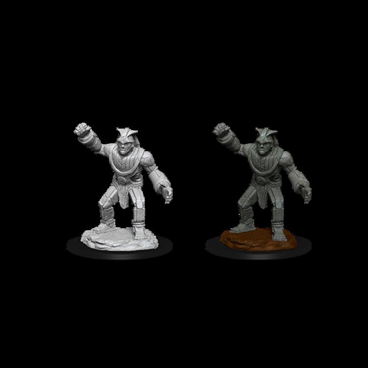 WizKids D&D Nolzur's Marvelous Miniatures: Stone Golem (W11)