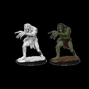 WizKids D&D Nolzur's Marvelous Miniatures: Troll (W1)