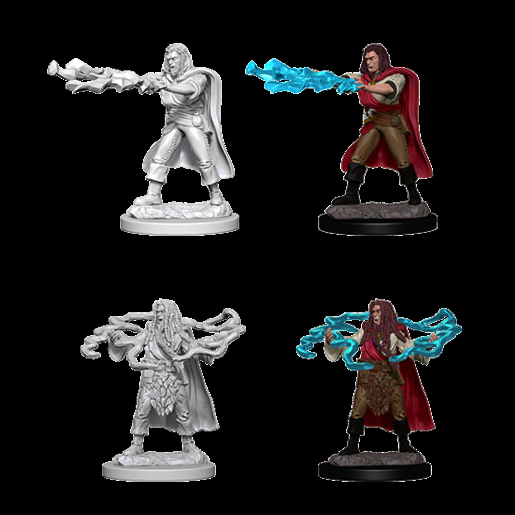 WizKids D&D Nolzur's Marvelous Miniatures: Human Male Sorcerer (W1)