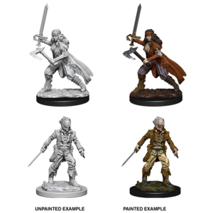WizKids D&D Nolzur's Marvelous Miniatures: Vampire Hunters (W8)
