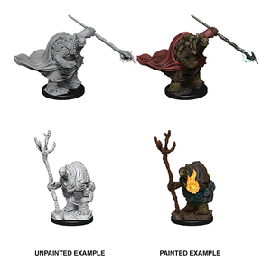 WizKids Dungeons & Dragons Nolzur`s Marvelous Unpainted Miniatures: W9 Tortles Adventurers