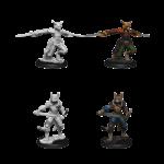 WizKids D&D Nolzur's Marvelous Miniatures: Tabaxi Female Rogue (W9)