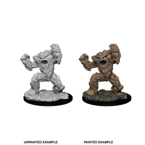 WizKids D&D Nolzur's Marvelous Miniatures: Earth Elemental (W10)