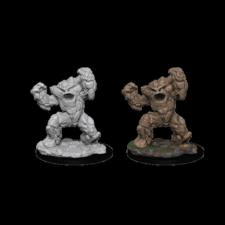 WizKids D&D Nolzur's Marvelous Miniatures: Earth Elemental (W10)