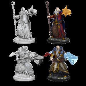 WizKids D&D Nolzur's Marvelous Miniatures: Human Male Wizard (W1)