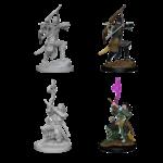 WizKids D&D Nolzur's Marvelous Miniatures: Elf Male Bard (W4)
