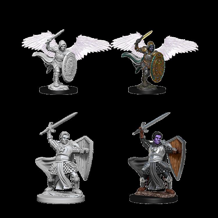WizKids D&D Nolzur's Marvelous Miniatures: Aasimar Male Paladin (W5)