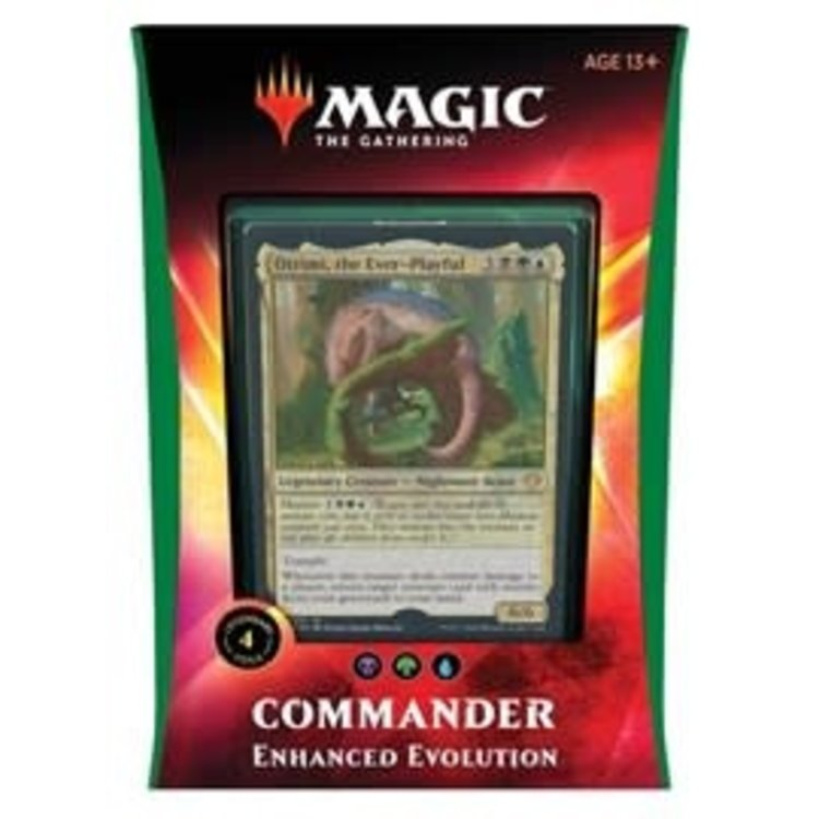 Wizards of the Coast Magic the Gathering - Commander 2020: Enhanced Evolution