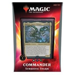 Wizards of the Coast Magic the Gathering - Commander 2020: Symbiotic Swarm