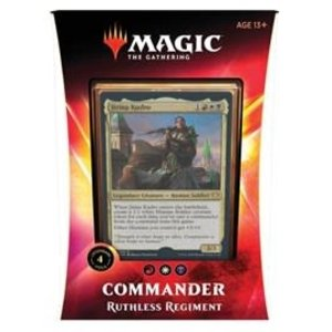 Wizards of the Coast Magic the Gathering - Commander 2020: Ruthless Regiment (Online)