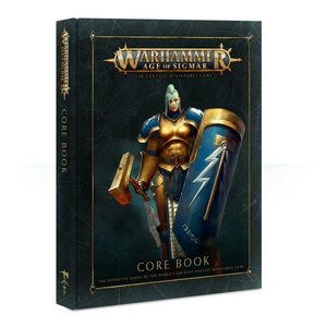 Games Workshop Age of Sigmar Core Rulebook (Hardcover)