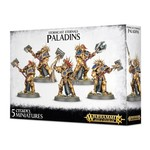 Games Workshop Warhammer Age of Sigmar: Stormcast Eternals: Paladins (Retributors/Protectors/Decimators)