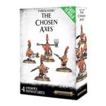 Games Workshop Warhammer Age of Sigmar: Fyreslayers: The Chosen Axes