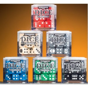 Games Workshop Citadel 12mm Dice Set