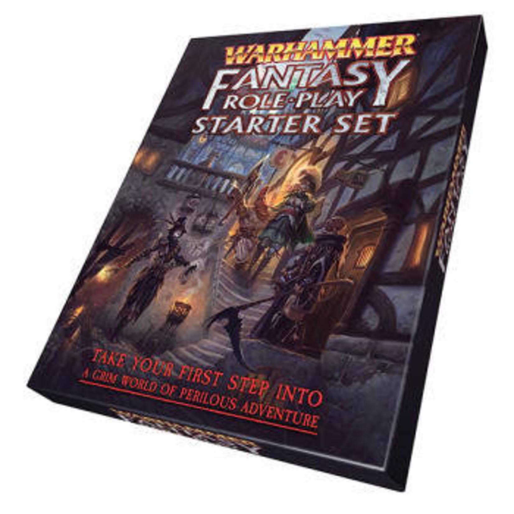 Cubicle 7 Warhammer Fantasy Roleplaying Game 4th Ed: Starter Set