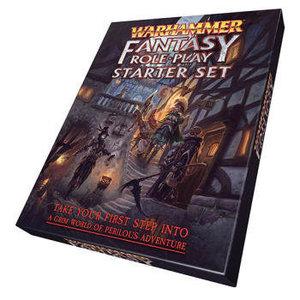 Games Workshop Warhammer Fantasy Roleplaying Game 4th Ed: Starter Set