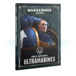Games Workshop Warhammer 40k: Ultramarines Codex
