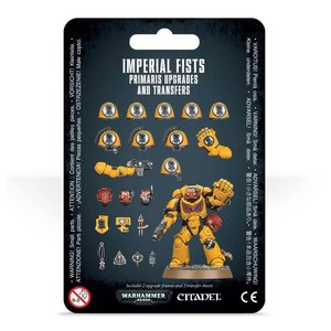 Games Workshop Warhammer 40k: Imperial Fists: Primaris Upgrades and Transfers